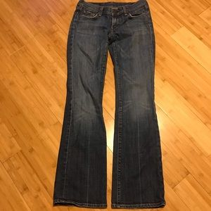 Citizen of Humanity Jeans Size 29